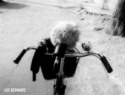 Luc Bernard vélo