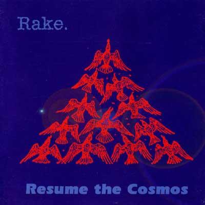 Rake CD cover
