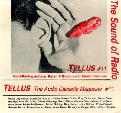 Tellus #11 cover
