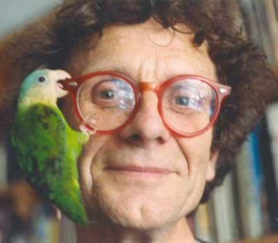 De Ridder + perroquet
