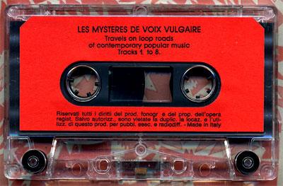 VoixVulgairesCassetteSmall