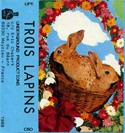 Various \'Trois Lapins\' alternate cover