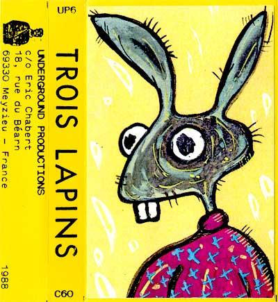 Various \'Trois Lapins\' (1988)