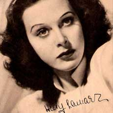 Hedy Lamarr (1913–2000)