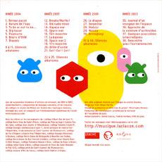 Musique.laclasse.com CD info