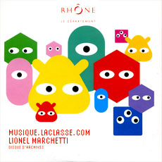 Musique.laclasse.com CD cover