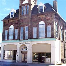 Aeolian Hall, London, Ont., Canada