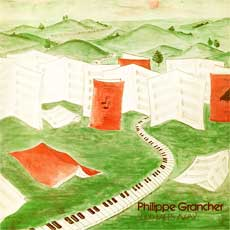 Philippe Grancher '3000 Miles away' front cover