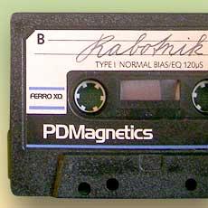 Radio Rabotnik cassette