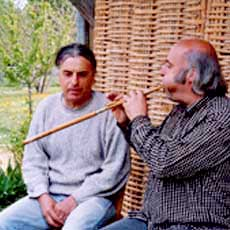 Renat Jurié with Jean-Pierre Lafitte