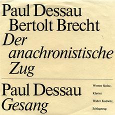 Dessau 7'' front cover