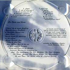Angus Maclaurin's Glass Music tray