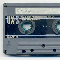 'RadioTimes' cassette