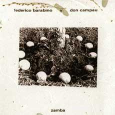 Zamba front cover