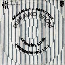 Dubravko Detoni LP front cover
