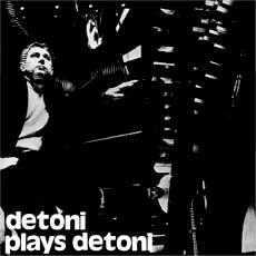 Detoni plays Detoni LP cover