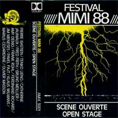 Festival Mimi 88 front cover