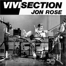 'Vivisection' LP front cover