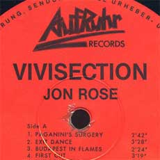 'Vivisection' side A