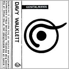 Walklett 'Genitalmania' front cover