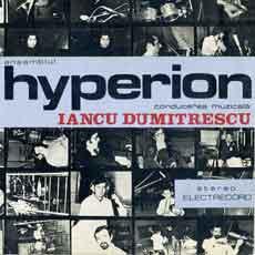 'Ansamblul Hyperion conducerea muzicală: Iancu Dumitrescu' front cover