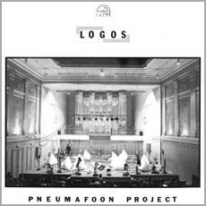 Logos 'Pneumafoon Project' LP front cover