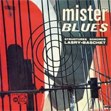 'Mister Blues' front cover