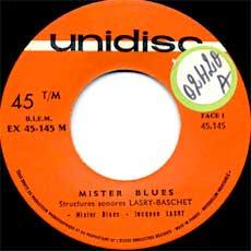 'Mister Blues' side 1