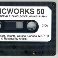 Musicworks #50 side A
