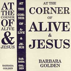 'At The Corner of Alive and Jesus' k7 cover