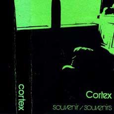 Cortex 'Souvenir/souvenirs' cassette cover