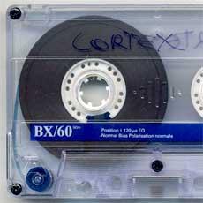 Cortex 'Souvenir/souvenirs' cassette