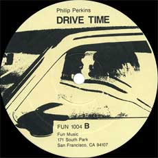 Drive Time side B