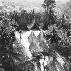 The Dschame village, 1980