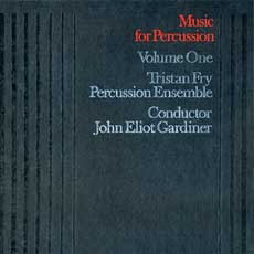 Music for Percussion box set front