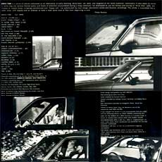 Philip Perkins 'Drive Time' back cover