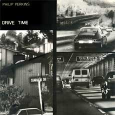 Philip Perkins 'Drive Time' LP cover
