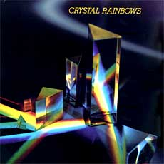 William Penn 'Crystal Rainbows' LP cover