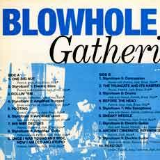 'Gathering' tracklisting