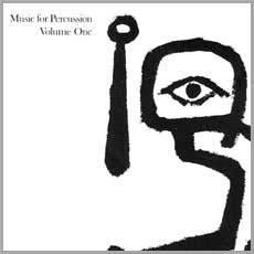 Music for Percussion booklet cover