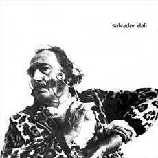 'Je suis fou de Dali' back cover