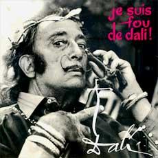 'Je suis fou de Dali' front cover