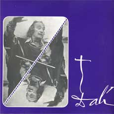 'Je suis fou de Dali' spread