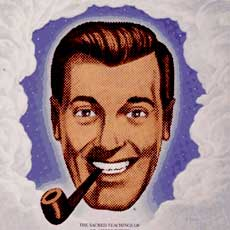 J.R. Bob Dodds Sr., figurehead of the Church of SubGenius