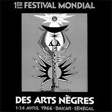 Dakar1966 Festival poster