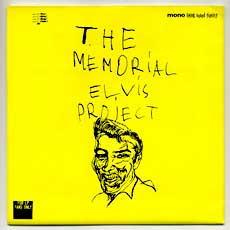 'The Memorial Elvis Project' front cover