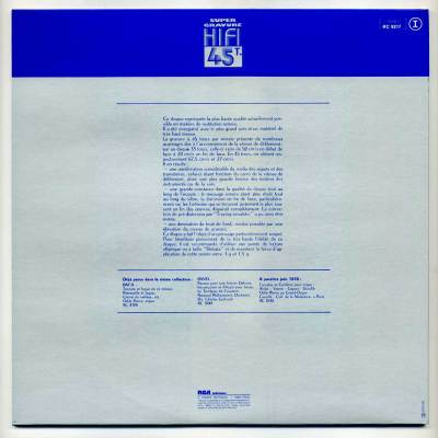 Yasukazu Amemiya 'Zen Percussions' LP back cover
