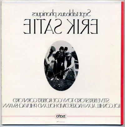 LP back cover