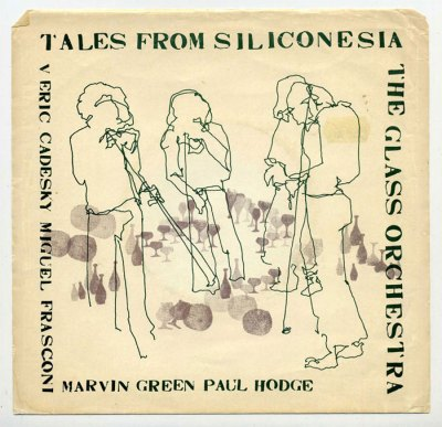 'Tales from Siliconesia' front cover