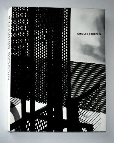 Nicolas Schöffer book cover